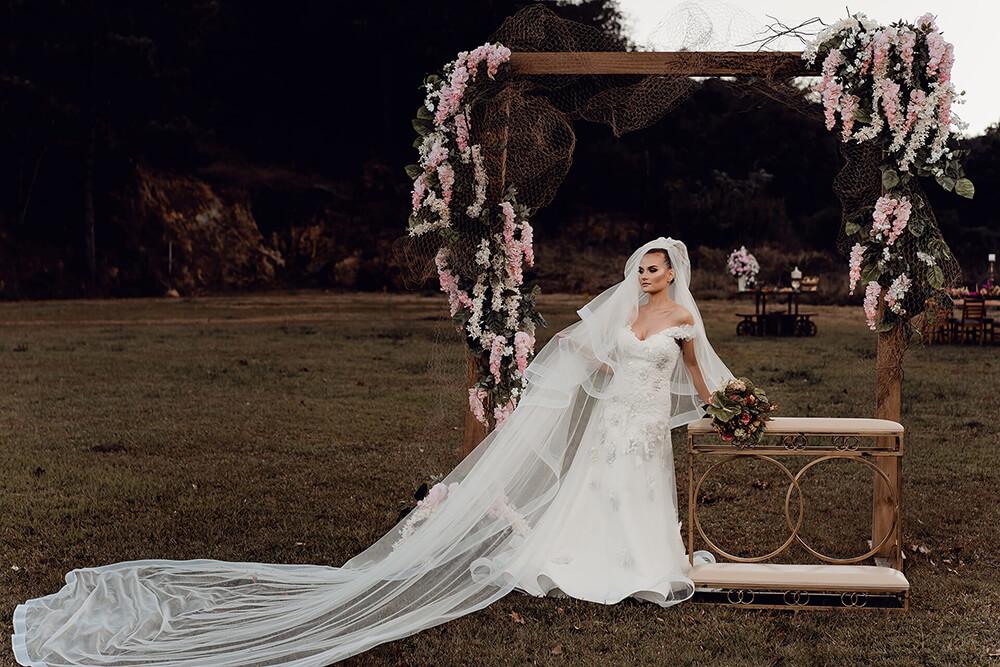 Dicas para um casamento ao ar livre