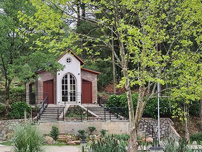 Capela da Celebrar Casa de Eventos